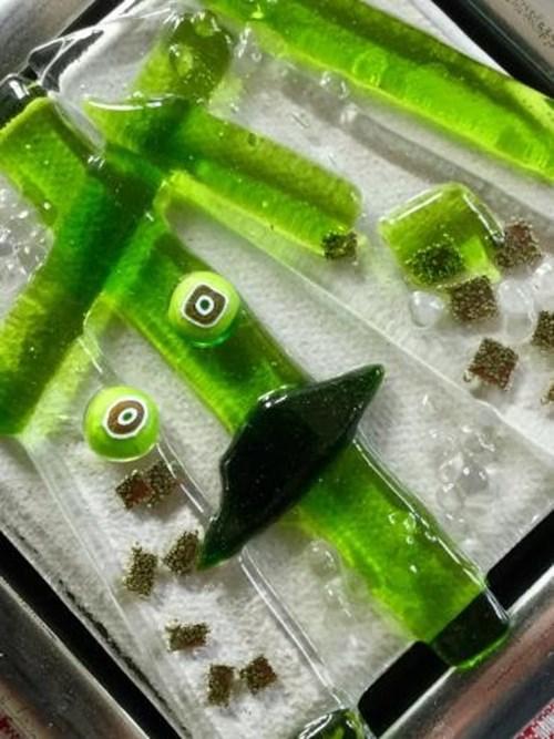 Weekendkursus med glas-håndværk