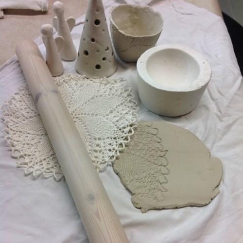 Åbent hus - Keramik kl. 17:30 - 18:40