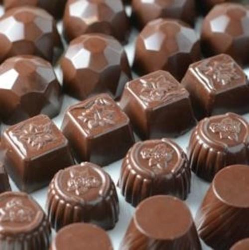 Forårsworkshop - Fyldte chokolader - kl. 12:30-17:30