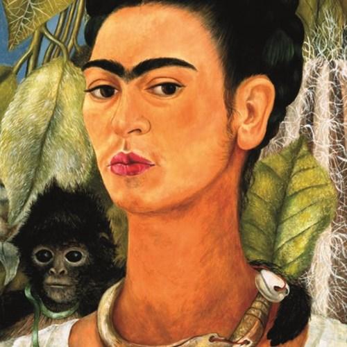 Frida  Kahlo-workshop