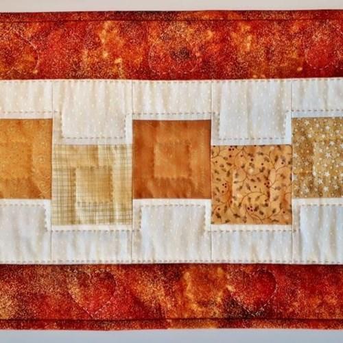 Patchwork-quiltning - torsdag kl. 09:00-11:45