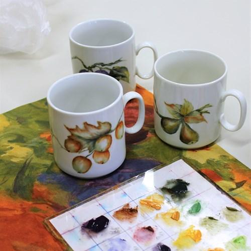 Glas & porcelænsmaling - tirsdag kl. 09:00-11:45
