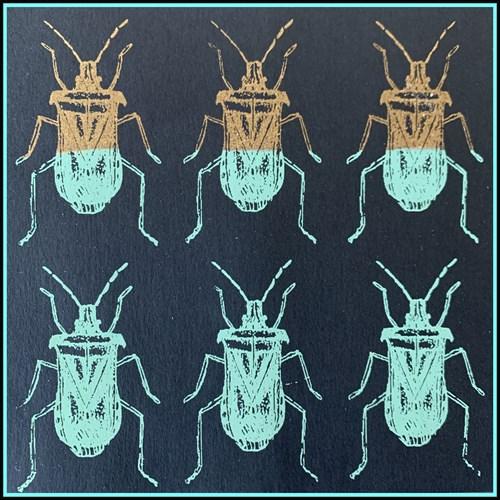 Forårsworkshop - Serigrafi - print dit eget postkort / billede