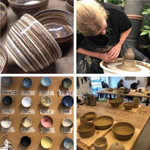 Weekendkursus med keramik -drejning